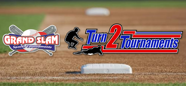 Grand Slam Sports Tournaments Baseball Hobgood Spring Shootout