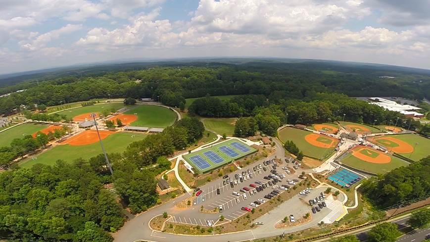 Grand Slam Sports Tournaments Baseball Hobgood Park