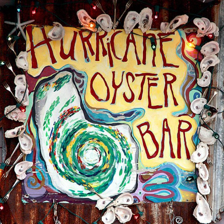 Hurricane Oyster Bar