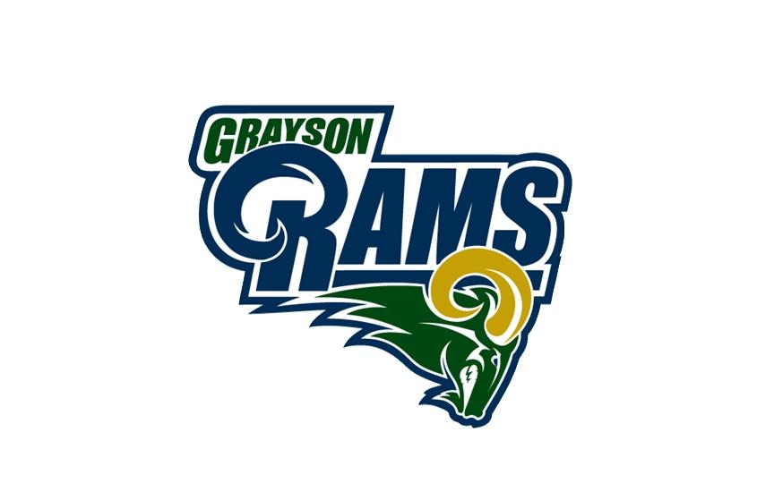Grayson Rams - Gold