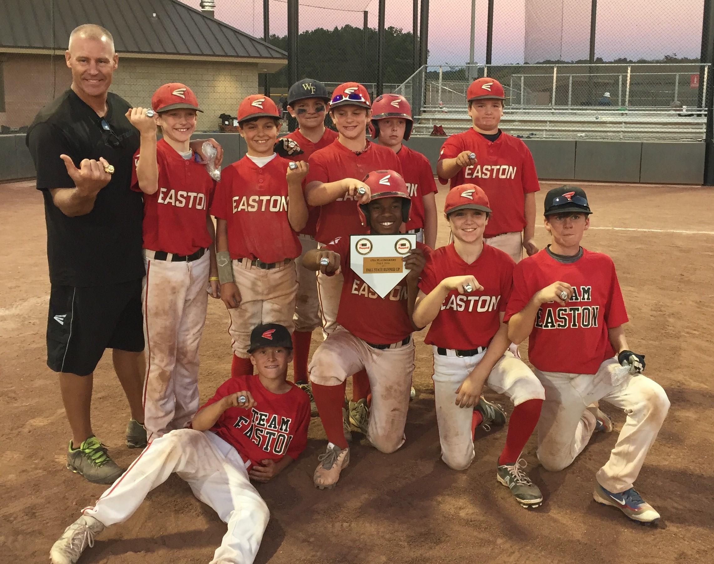 Team Easton 12U