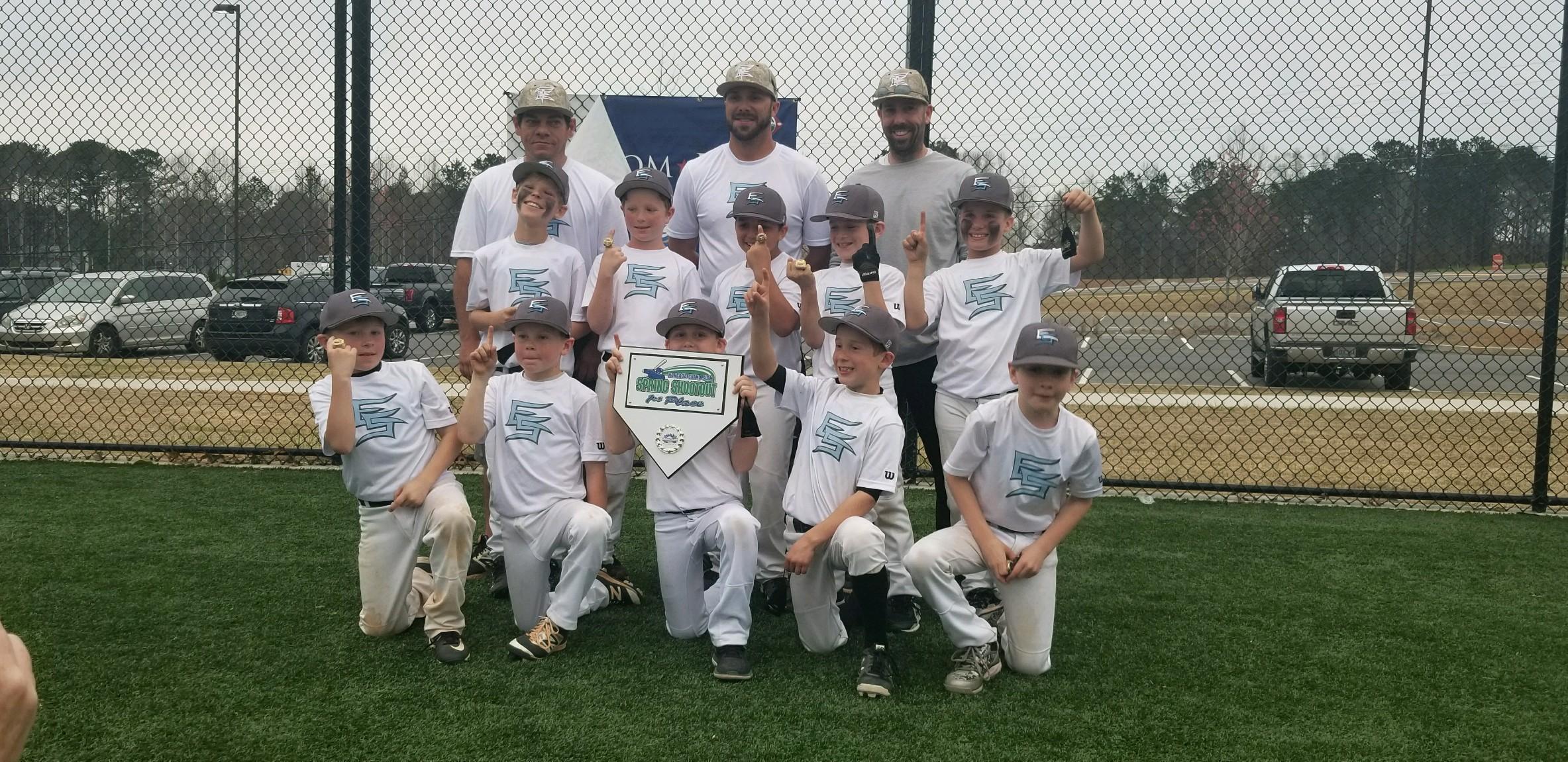 Grand Slam Sports Tournaments | Baseball | Team Elite Sluggers