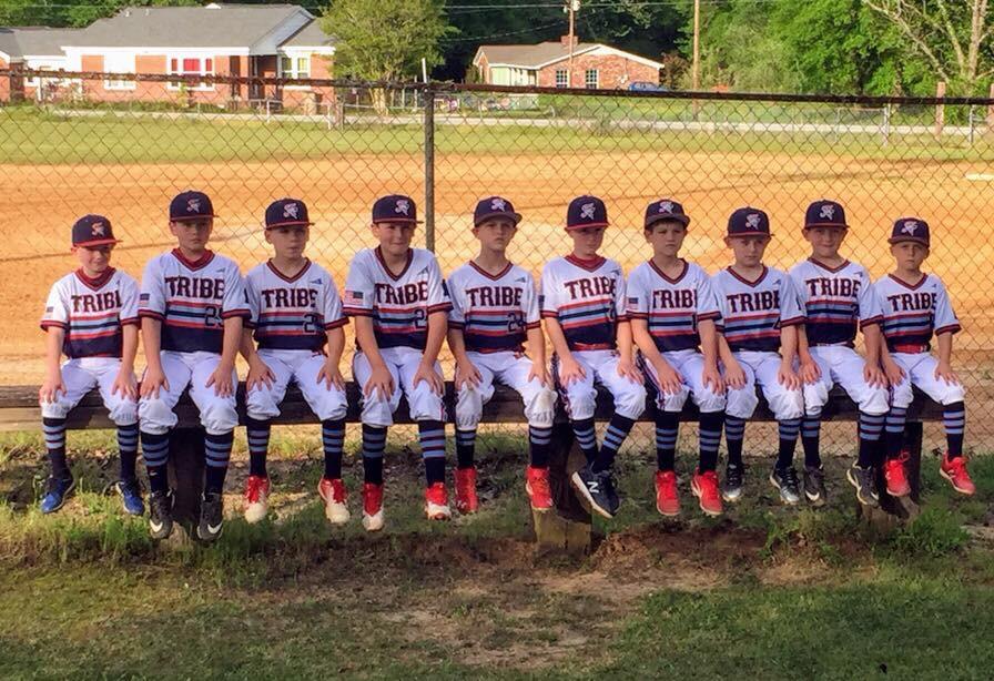 Grand Slam Sports Tournaments Baseball Tombigbee Tribe 9u A