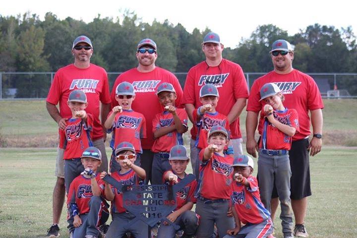 TNT Fury Baseball