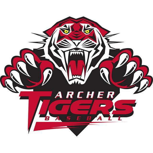 Archer Tigers - Red