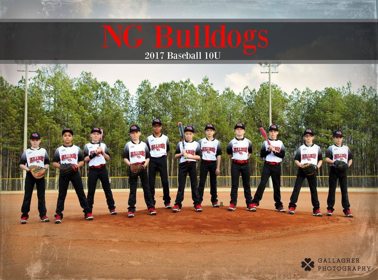 North Gwinnett 10u Blackdogs