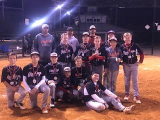 Grand Slam Sports Tournaments | Baseball | Rawlings Red-Ulises 12U