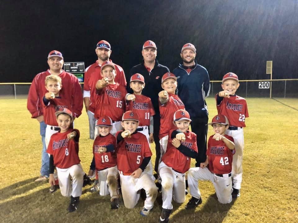 Grand Slam Sports Tournaments Baseball Renegades Baseball 9u R